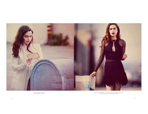 emilia clarke fashion